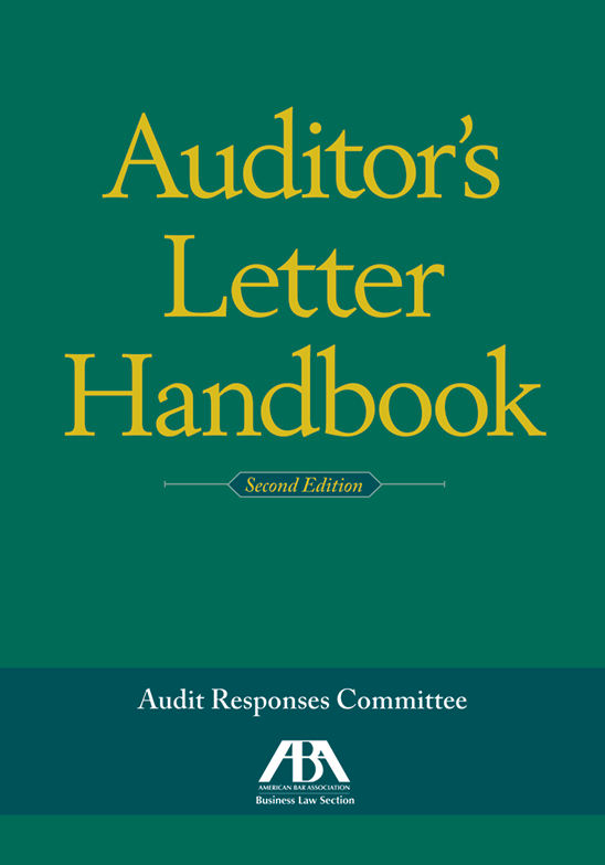 Auditor's Letter Handbook, Second Edition