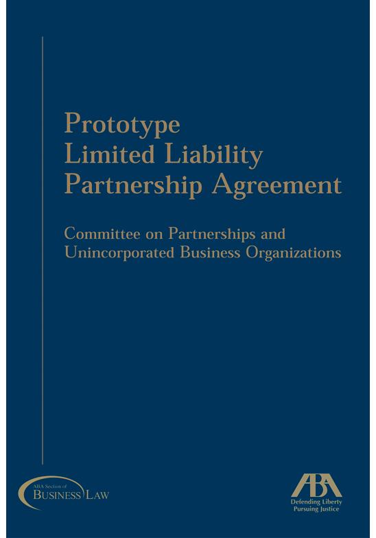 Prototype Limited Liability Partnership Agreement
