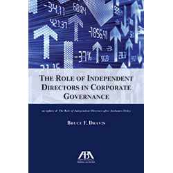 Role of Independent Directors In Corporate Governance
