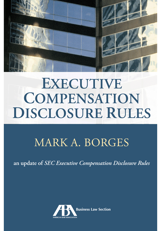 Executive Compensation Disclosure Rules