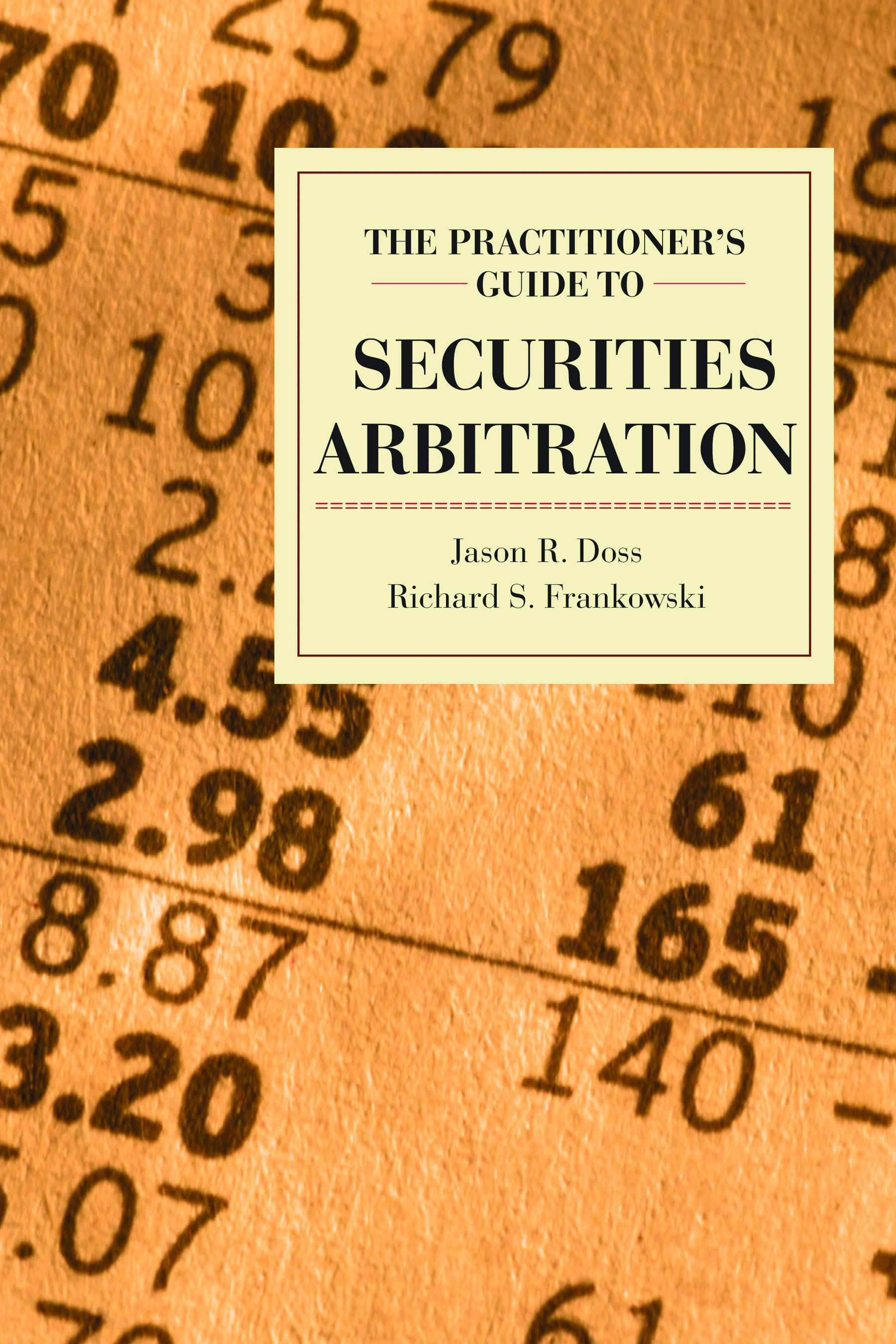 Securities Arbitration