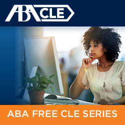 ABA Free CLE Series - All Access Pass.