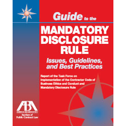 Guide to the Mandatory Disclosure Rule: Issues, Guidelines, and Best Practices