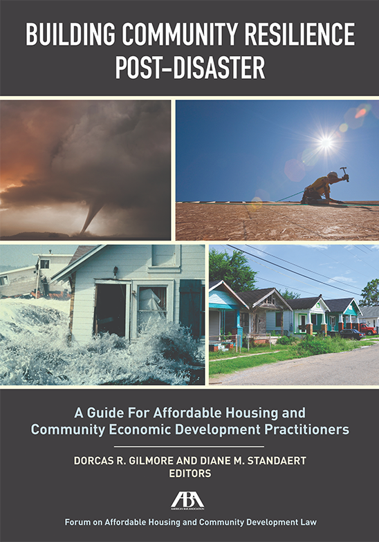 Building Community Resilience Post-Disaster