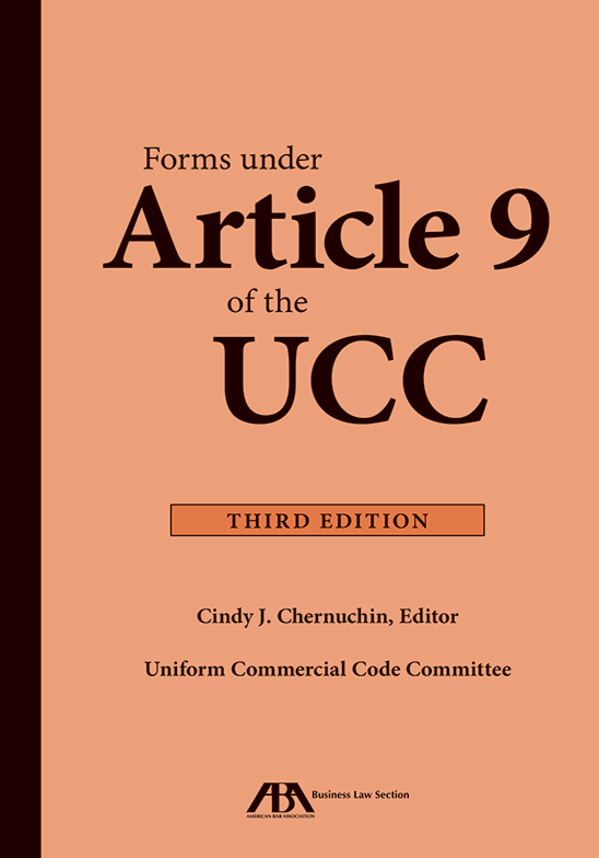 article 9 about a ucc outline