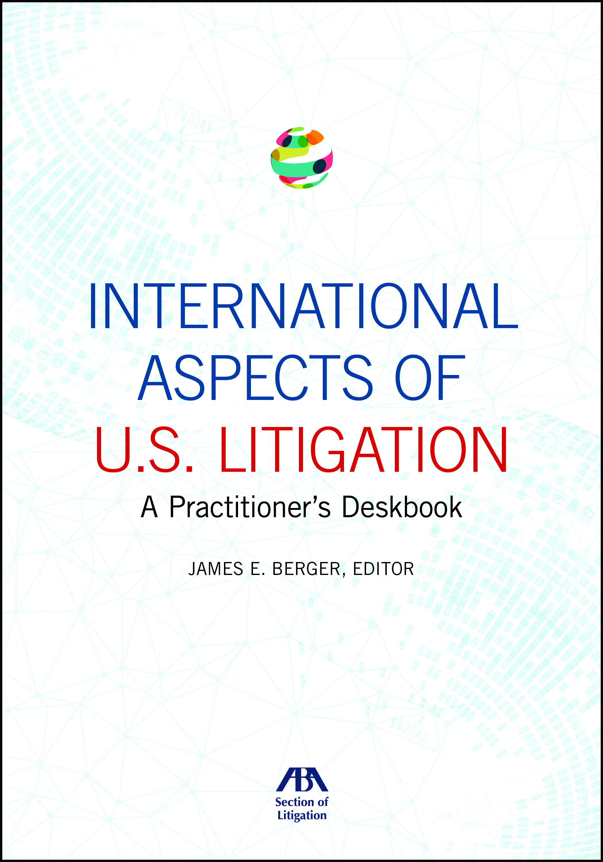 International aspects of us litigation ebook fandeluxe Images