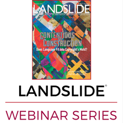 ABA-IPL Landslide Webinar Series: Tips and Tactics for Protecting Life Sciences Innovations in the Current Legal Climate (Webinar 8/22/17)
