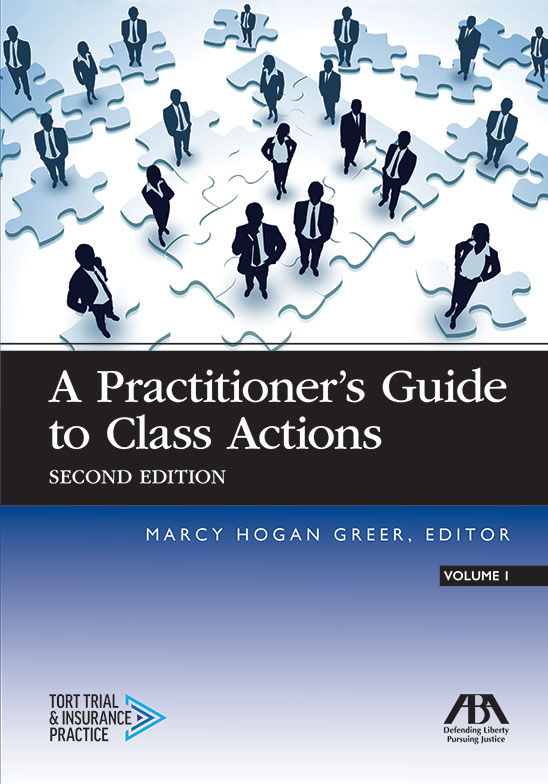 A Practitioner's Guide to Class Actions, Second Edition
