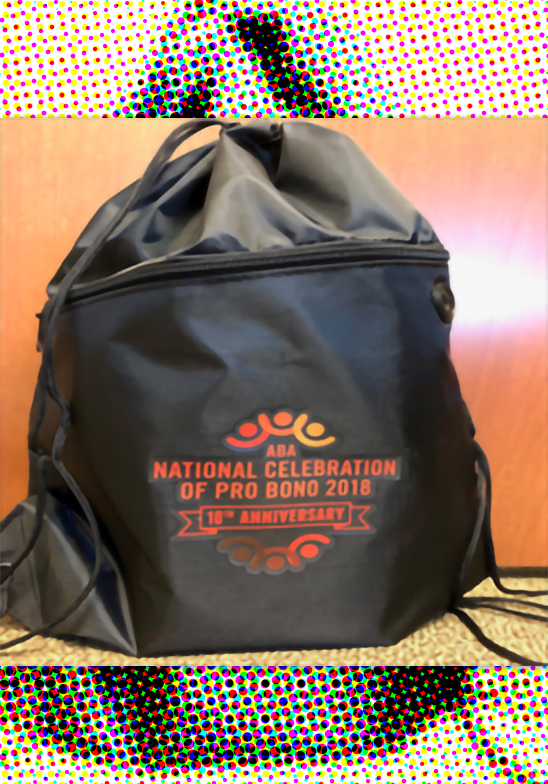 picture of the Celebration Knapsack