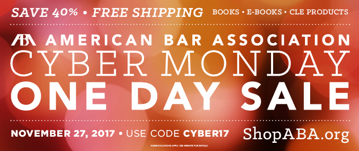 Cyber Monday One-Day Sale Nov. 27 Save 40%