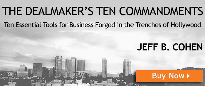 Dealmaker's 10 Commandments