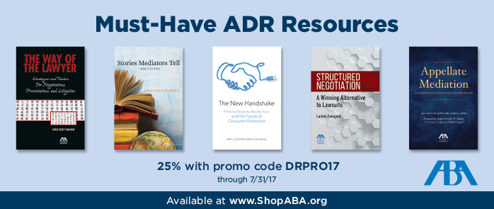 Must-Have ADR Resources