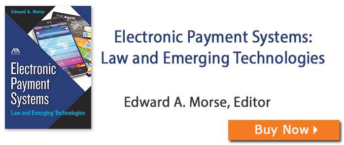 Electronic Payment Systems: Law and Emerging Technologies