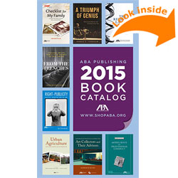 ABA Publishing 2015 Book Catalog