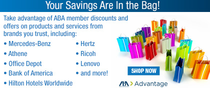 ABA Member Advantage Savings
