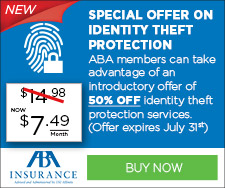 Special Offer on Identity Theft Protection